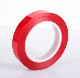 China 25um Polyester Film Silicone Splicing Tape For Release Paper And Liner supplier