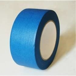 China High Performance Crepe Paper Blue Masking Tape For Humid Wall And Floor supplier