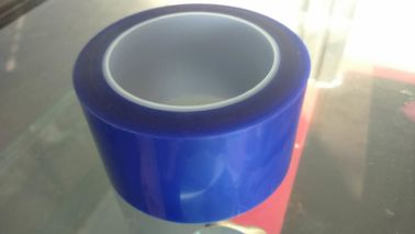China Film Splicing Tape 50Mmx50M Silicone Coating Material Polyester 50um Thickness supplier