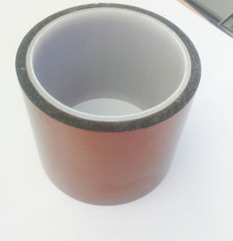 China Customized Polyimide Adhesive Tape Die Cutting Round Roll Width For FPC supplier