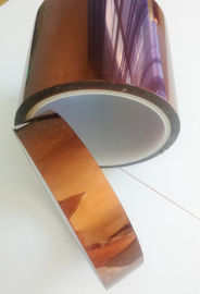 China Low Static Tawny Polyimide Kapton Tape In Application Of Automotive Sensor And Manifolds supplier