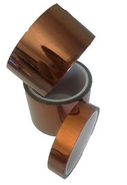 China 5KV Breakdown Volatge Kapton Polyimide Tape In Etching Or Fiber Optics Cable supplier