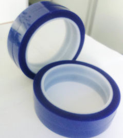 PET Blue High Temperature Resistant Tape Film And Adhesive Reflective