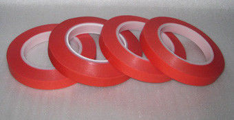 China White High Temperature Resistant Tape Silicone Coating Adhesion For Protection supplier