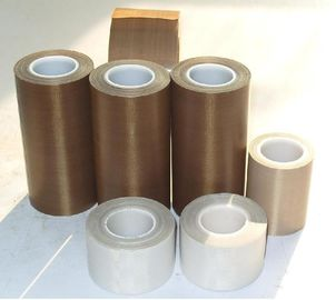 China High Temperature Adhesive Tape Reinforce Ptfe Teflone Rubber Adhesion Coating supplier