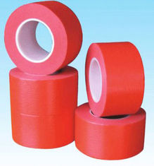 China 260Um Thickness Crepe Paper Masking Tape 210N Per 25Mm Tensile Resistance supplier