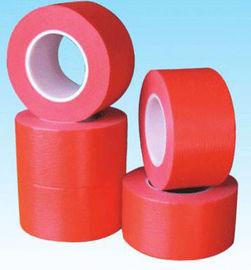 260Um Thickness Crepe Paper Masking Tape 210N Per 25Mm Tensile Resistance