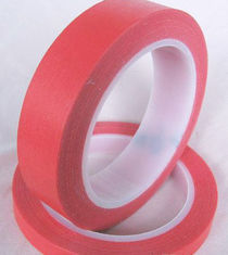 10% Elongation Silicone Coating Crepe Paper Masking Tape For Painting