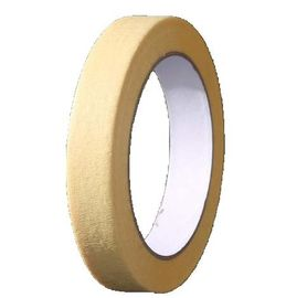 China 150um Crepe Paper Masking Tape Pressure Sensitive Adhesive Type supplier