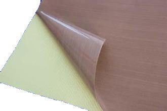 China 0.18mm Thickness Single Side Coating Teflon Adhesive Tape For Machinery supplier