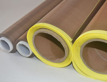 China Customized Teflon Conveyor Belt 48N Per 100Mm Adhesive Strength Width supplier