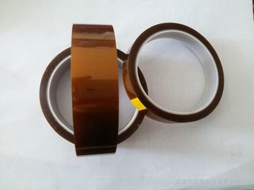 Tawny Color Total 0.6MM Thickness Jointing Tape For Release Film Splicing