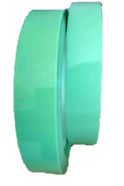 Green 0.8mm Thickness Film Splicing Tape High Tensile Strength Good Sticky