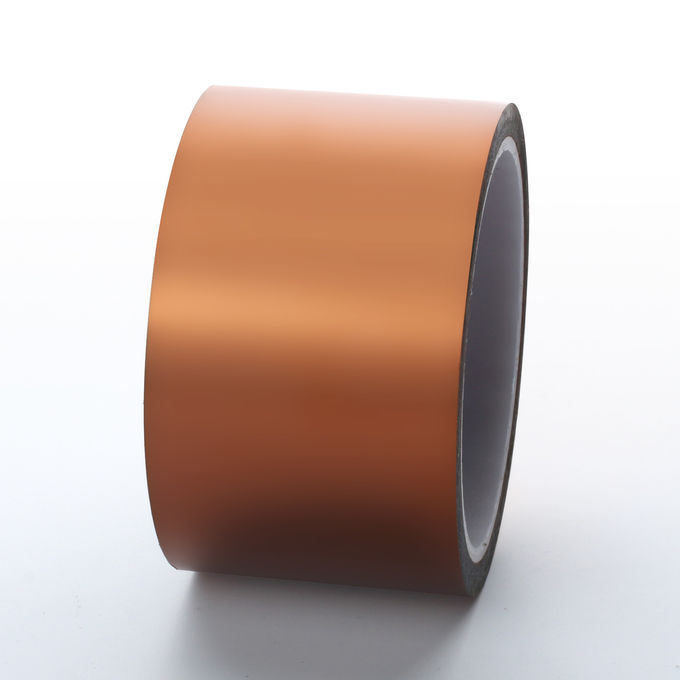 Tawny Pi Film Splicing Tape 60Um Thickness For Leather Industry