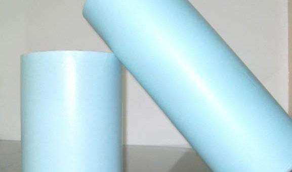 Antistatic Feature 1090Mm Width Glassine Release Paper For Medical Product